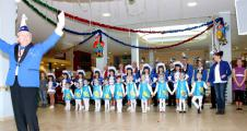 Seniorenkarneval im Deutschorden