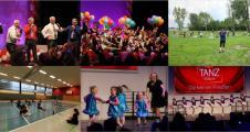 Jahresrückblick des Anger Tanz Korps